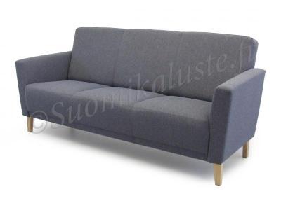 Retro 3-istuttava sohva