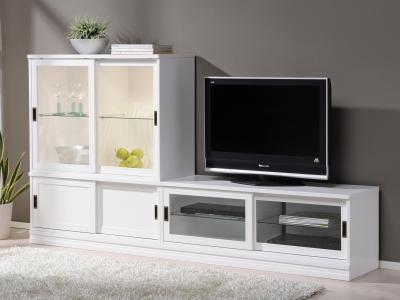 YH-Astro lasikko ja tv-taso