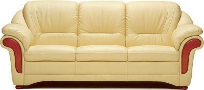 California kolmen istuttava sohva