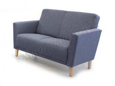 Retro 2-istuttava sohva